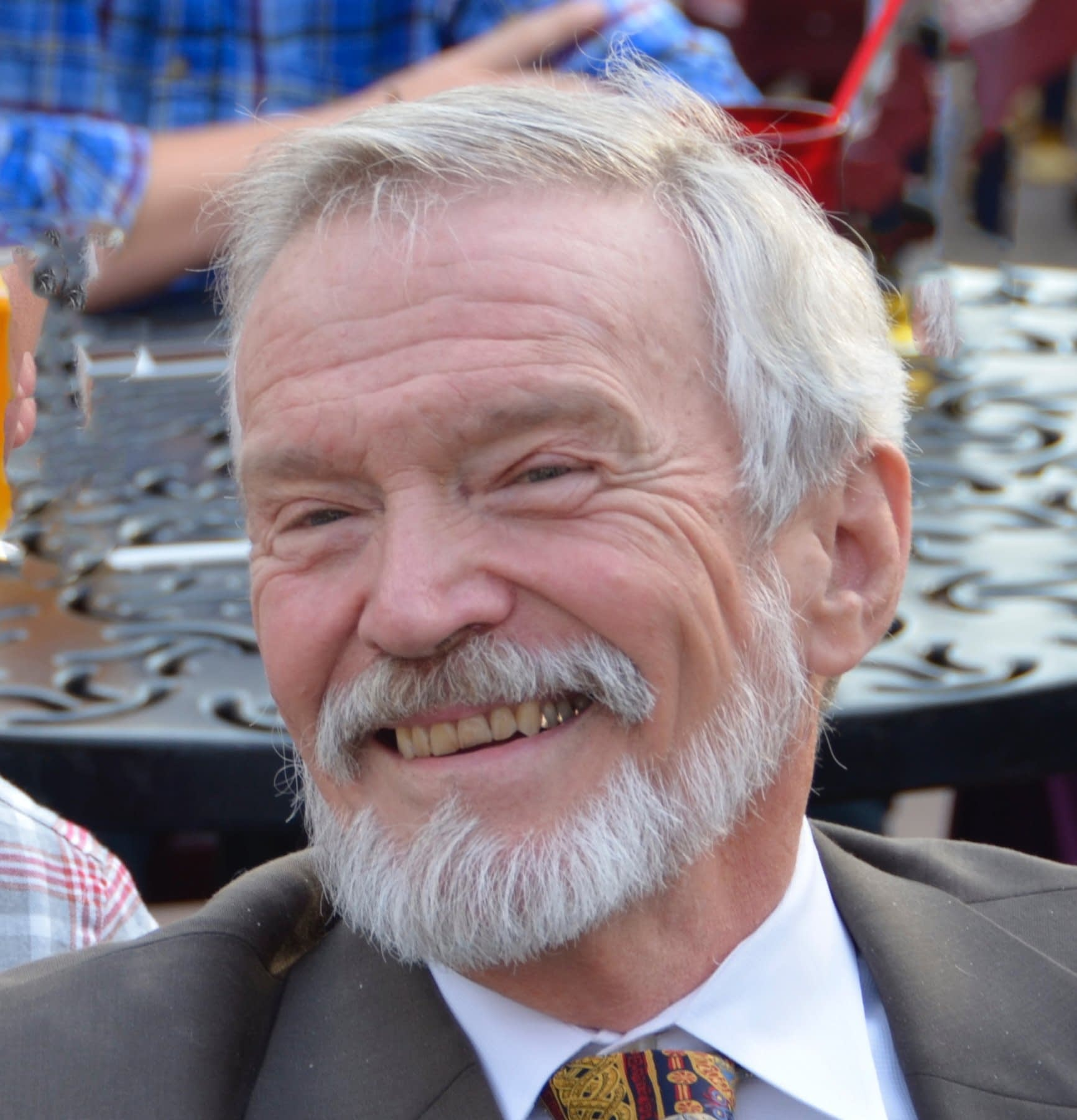 Dr. Douglas Huber